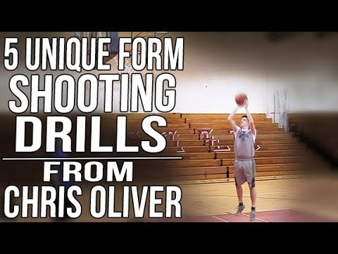 5 Dynamic Form Shooting Drills for Basketball from Chris Oliver