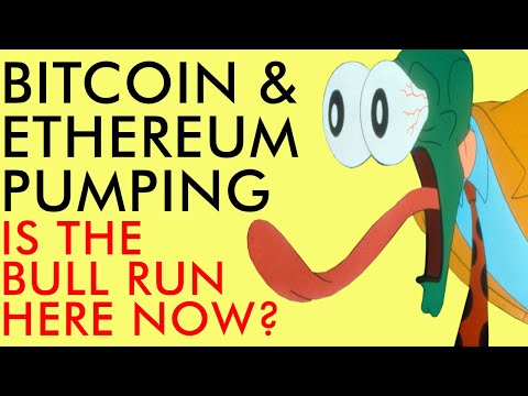 BITCOIN & ETHEREUM PRICE PUMPING HARD!!! IS THE BULL RUN STARTING RIGHT NOW? Crypto News 2020
