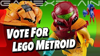 LEGO Metroid Could Be Real Wit…