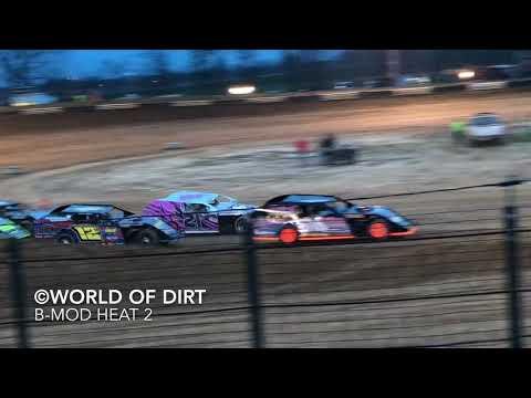 4.21.18 | B-Mod Heat Races | Fayette County (IL) Speedway