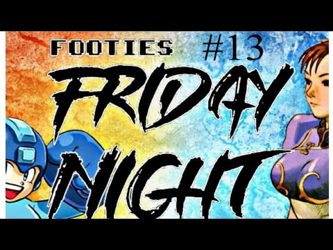 Friday Night Fights #13 MvC XvSF (Arcade 1Up) Online play from Footie Laughs