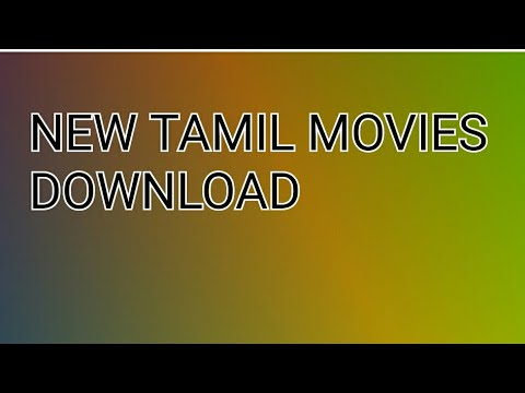 New Tamil Movies Download By Tamilrockers On Ismini