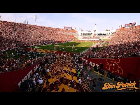 Is The USC Head Football Coach Still A Marquee Coaching Job? Sean Salisbury Discusses | 09/16/21