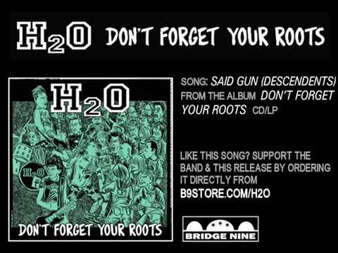 Said Gun (Embrace) by H2O