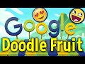 How To Play Google Doodle Fruit Games #2016 #RIO #OLYMPICS