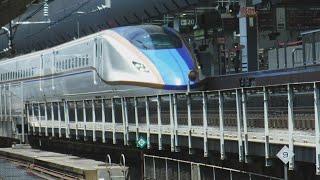 常磐線特急ときわ70号品川行きE657系70MK12と普通平塚行きE231系1561EU523+E233系U232がJR東京駅を発車!北陸新幹線かがやき508号W7系3508EW9が到着!回送に変更!
