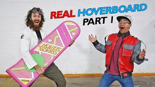 HOVERBOARD BUILD (PART 1/2)
