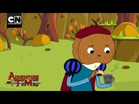 Pudding Deficiency | Adventure Time | Cartoon Network