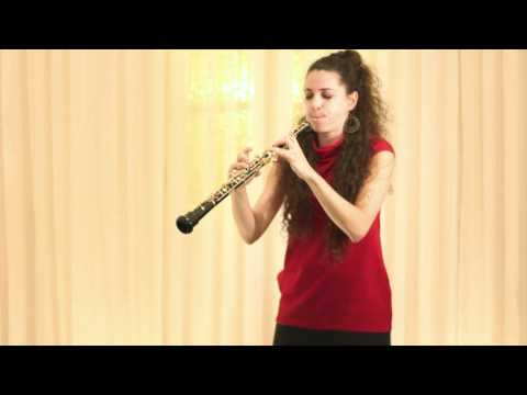 Oboe audition - YouTube Symphony Orchestra (YTSO 2) - 2011