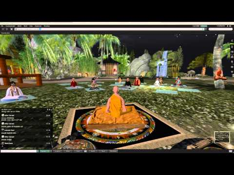 Second Life: The Path to Nibbana (Nirvana)