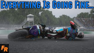 Everything Is Going Fine... - Moto GP 2020