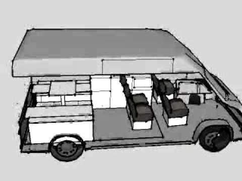 Ram Promaster 136 Sumpvee II Custom Camper Van Conversion 4x2