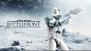 star wars battlefront trailer de lancement