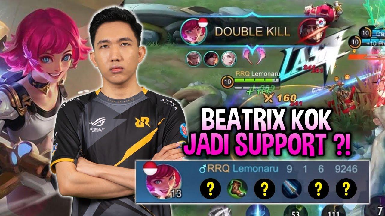 Main Beatrix Support ah !