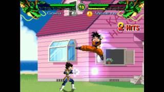 Dragon Ball Kai [Mugen] - Descargar Gratis