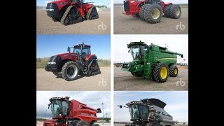 Preview of Pair of Ritchie Bros. Farm Equipment Auctions Next Week in MN & IL