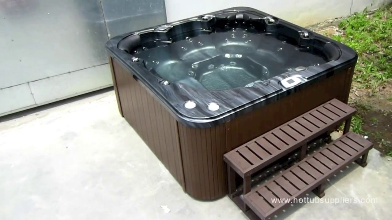 Balboa Hot Tub >> The Baron Pro Balboa Spa Touch Wifi Enabled Smart Hot Tub Exclusive To Hot Tub Suppliers