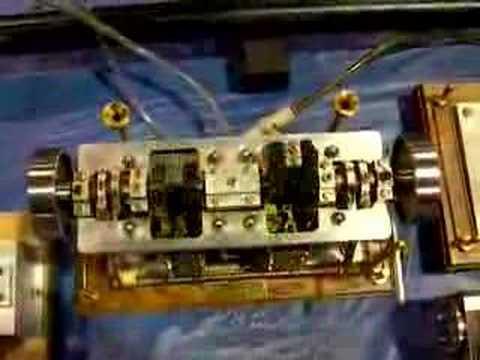 Slide Valve Dual Oscillator Steam Engine 1 of ?