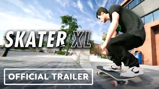 Skater XL - Official Community Maps Trailer