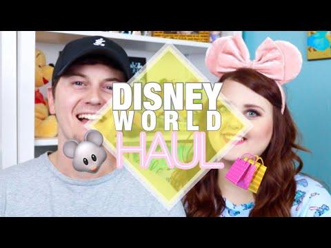 DISNEY WORLD HAUL | Passport Collection + Flower & Garden 2018 | Disney At Heart