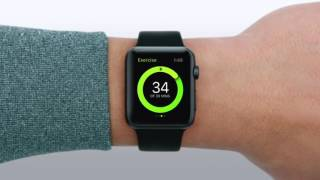 apple Watch приложение Активность