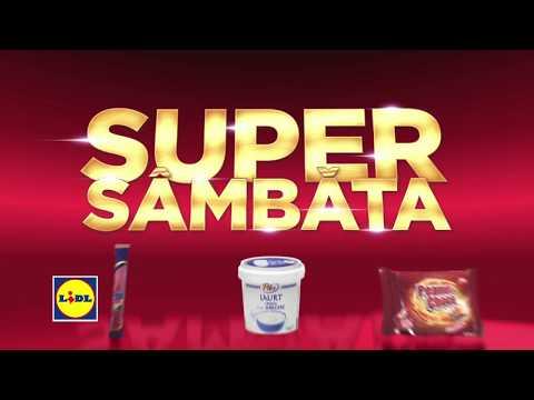 Super Sambata la Lidl • 19 Mai 2018