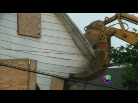 Redujeron A Escombros La Casa De Los Horrores De Ariel Castro - Noticiero Univisión
