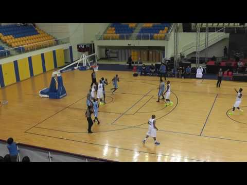 Al-Wakrah vs Al-Gharafa basketball