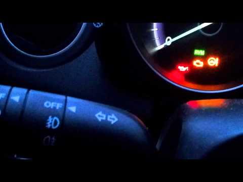 Mazda3 2012 Dashboard Light Adjustment