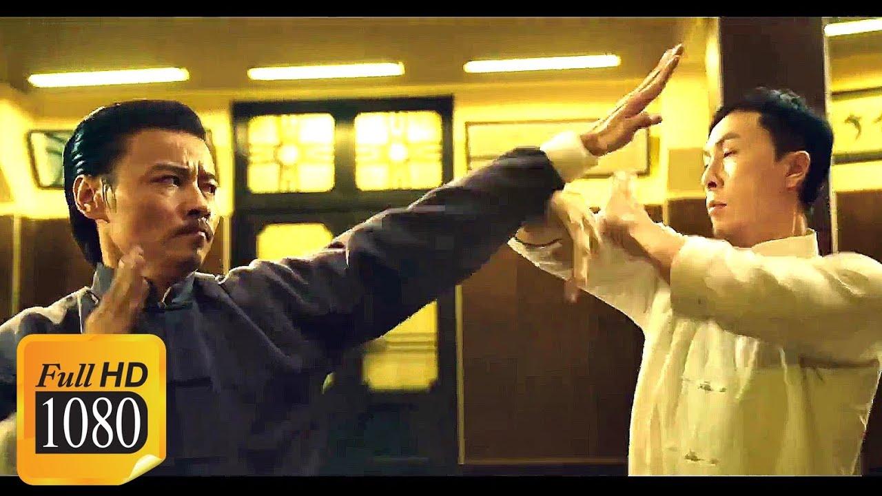 Download Ip Man vs  Master Z Ip (Best Fight) Ip Man 3 2016 Movie CLIP HD
