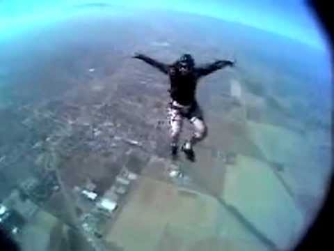Skydive Over Perris