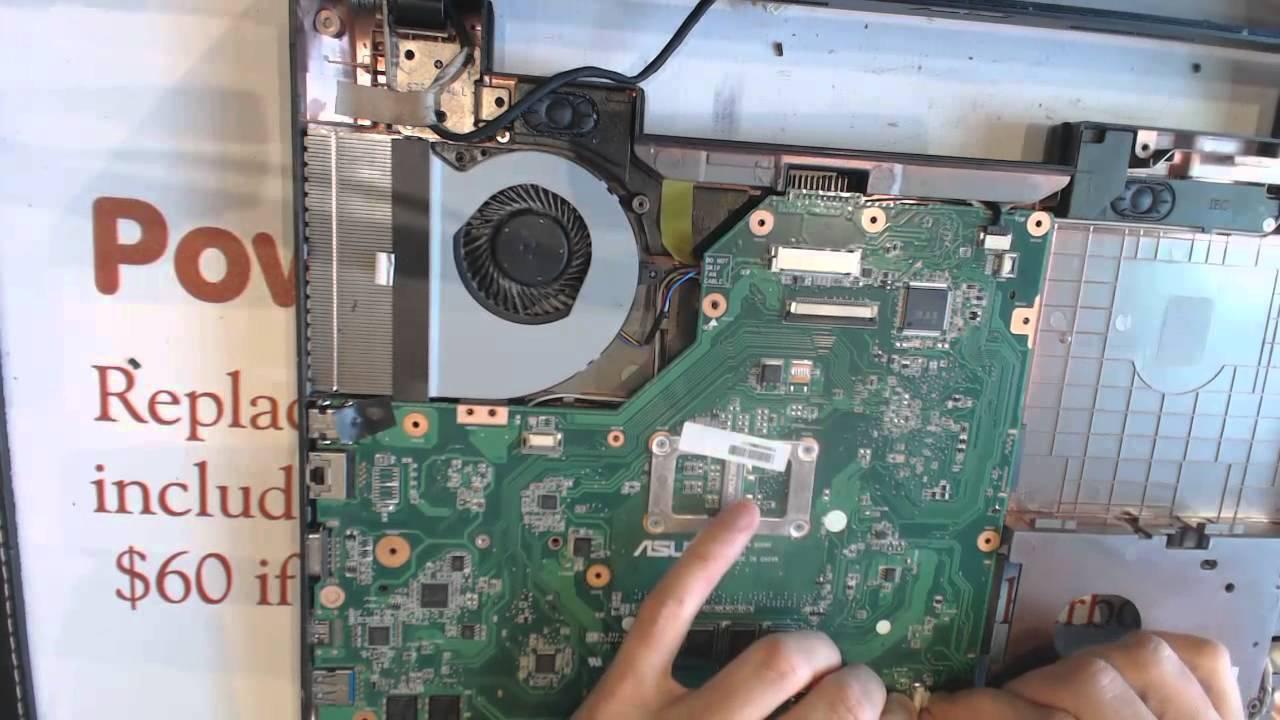Asus X54h Motherboard Circuit Diagram - Somurich com