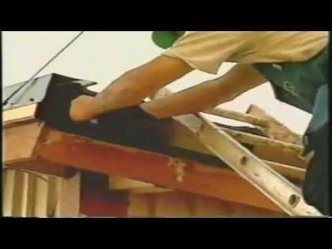 Укладка и монтаж металлочерепицы - подробное руководство