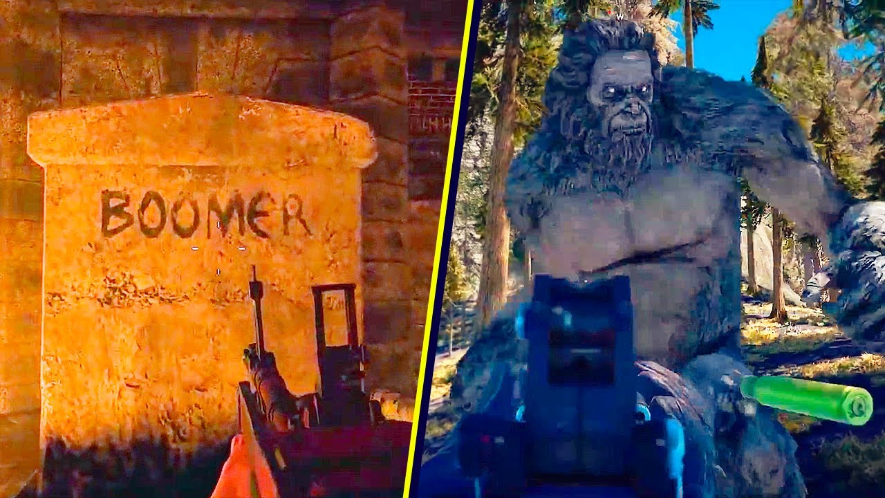 Amazing and Unexpected Far Cry Easter Eggs