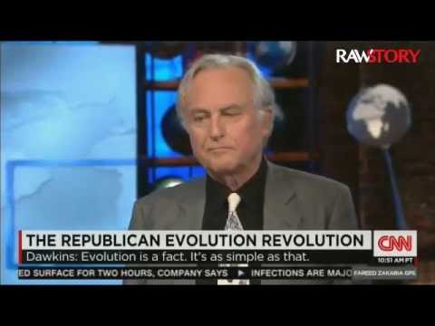 Richard Dawkins: Republicans are a 'disgrace' for denying evolution