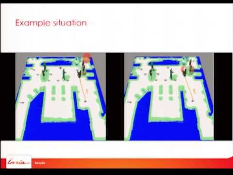 IROS 2014 Human-Robot Interaction III & Grasp Learning