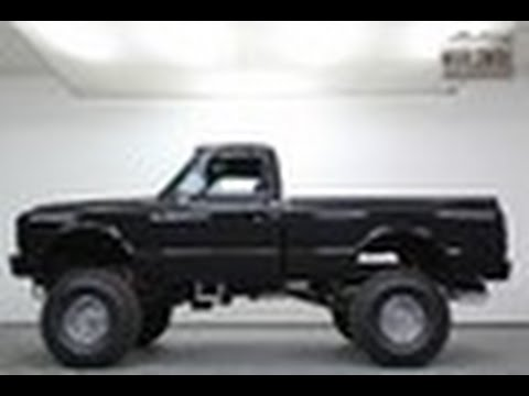 1967 GMC 1500 For Sale - YouTube