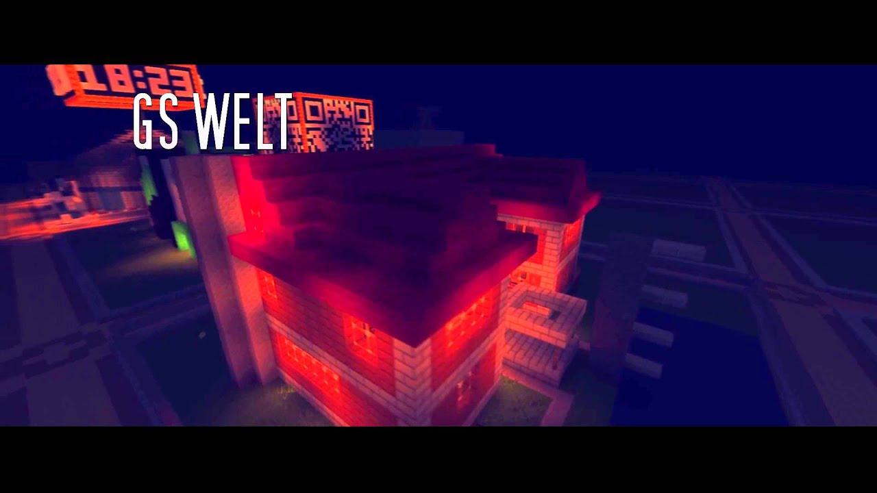 Minecraft Server - FavCoop-Minecraft-Server Trailer