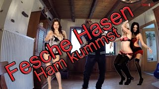 Ham kummst ( Fesche Hasen - Coverversion - M&M TV )