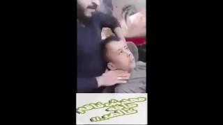 قبل ذبح طفل سوري في حلب مباشرة