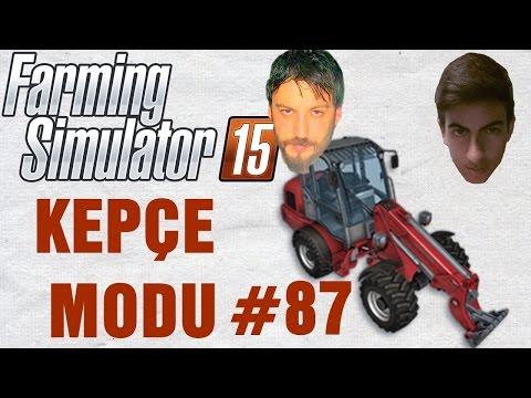 Kepçe Modu | Farming Simulator 15 Türkçe Multiplayer | Bölüm 87