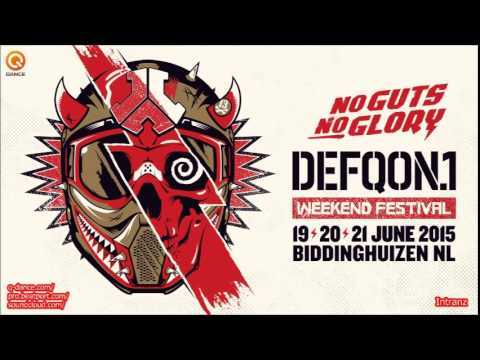 Defqon.1 Weekend Festival 2015 | The Gathering | BLACK | Mad Dog & Jeff