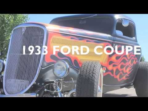 1933 Ford Coupe Hot Rod For Sale - Windsor, Ontario