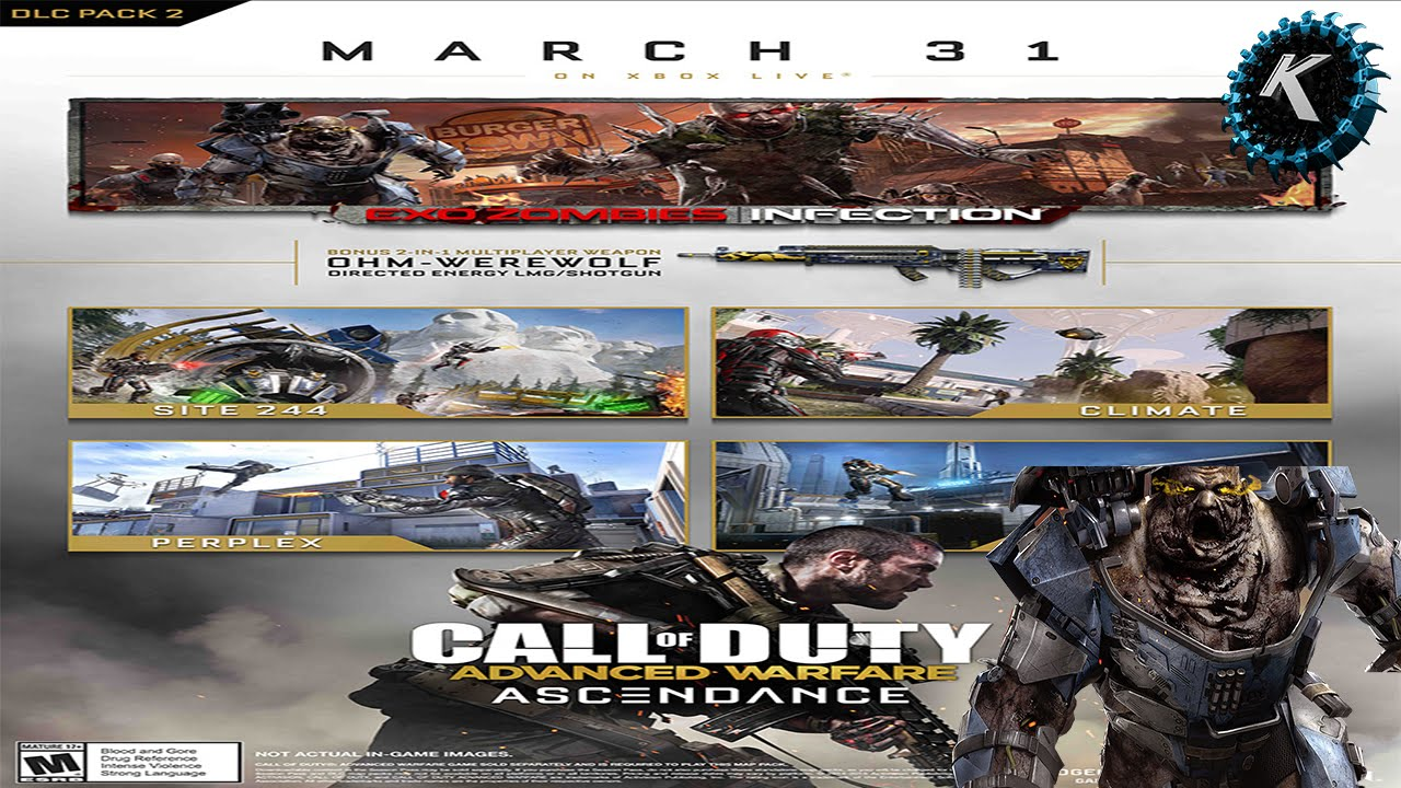Advanced warfare release date