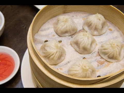 Watch how to make one of Toronto's best soup dumplings