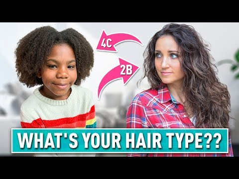 What's Your HAIR TYPE? | Texture, Curl Pattern, & MORE!