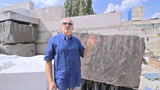 видео Купить блок гранита RUBY RED, цена, фото, памятники, продажа в Киеве