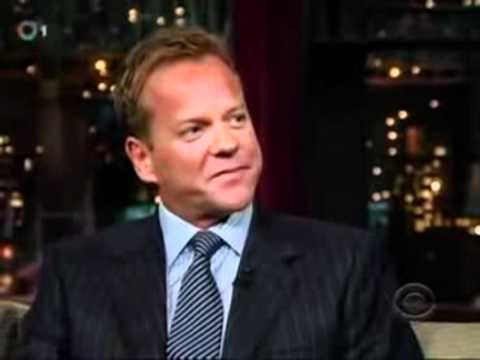 Kiefer  Sutherland interview on his time in jail