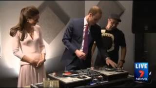 [Full Video] DJ William & DJ Kate in the House!
