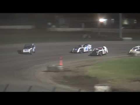 IMCA Sport Mod B-Main 2 Davenport Speedway 9/21/18